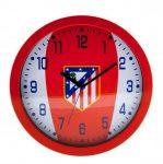 Nástěnné hodiny Atletico Madrid