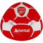 Nafukovací křeslo Arsenal FC