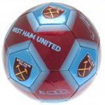 Fotbalový míč West Ham united - signature