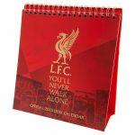 Kalendář Liverpool FC