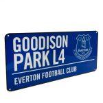 Retro cedule Everton FC
