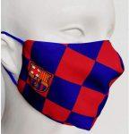Rúško FC Barcelona