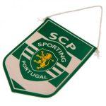 Vlajka do auta Sporting Lisabon CP
