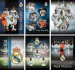 Sešit Real Madrid FC