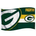 Vlajka Green Bay Packers