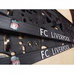 Držáky na SPZ - FC Liverpool (oficiální produkt)